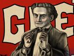 Harry Houdini Doodle