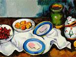 Paul Cézanne art doodle