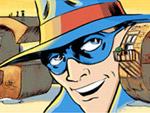 Will Eisner Doodle (Denny Colt)