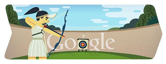 Archery Doodle