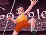 Javelin London 2012 (Google Doodle)