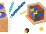 Maria Montessori Google Doodle