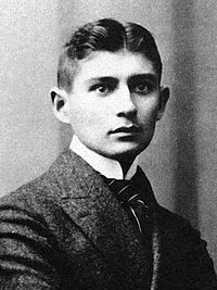 Franz Kafka Portrait (source Wikimedia)