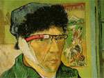 Google Glasses in art