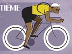 Tour de France doodle