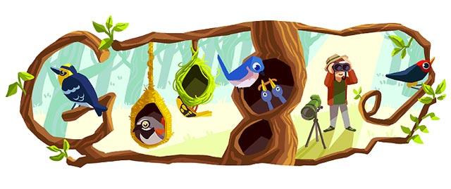 Phoebe Snetsinger Google doodle